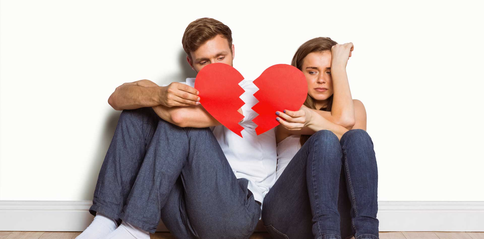 How to break free from a bad relationship